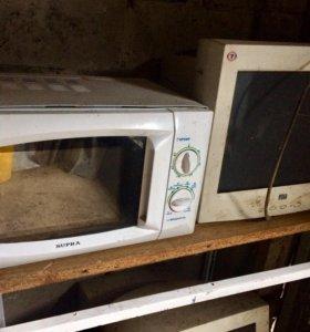 Мониторы, телевизор, СВЧ
