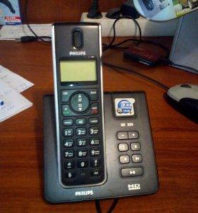 радио телефон PHILIPS SE 255