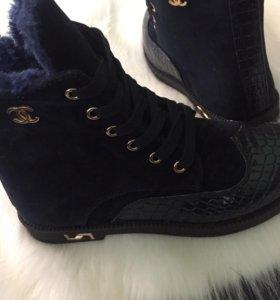 Зимние ботинки! Распродажа!
