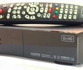 Ресивер Dr.HD D15