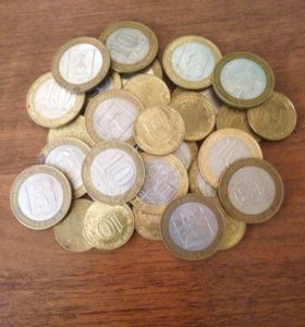 Юбилейные монеты