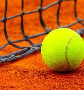 Теннис для взрослых и детей от 4-х
