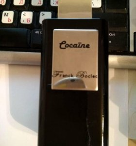 Franck Boclet Cocaine edp 100 ml Tester