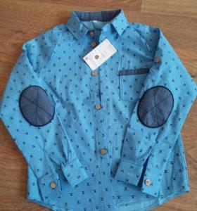 Моднявая рубашка новая
