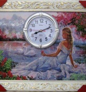 Картина-часы