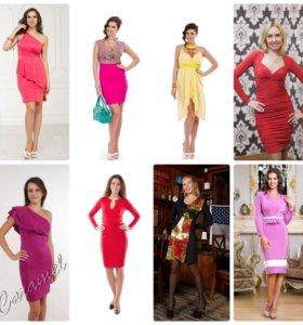 Новые платья 42-44 размера