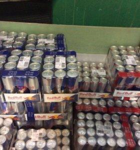 Энергетические напитки (Red Bull, adrenaline)