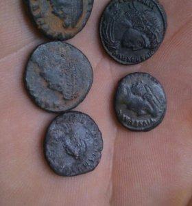 Подлинные Античные Монеты