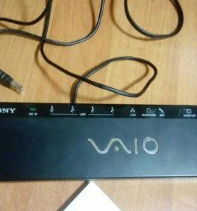 SONY USB Docking Station VGP-UPR1