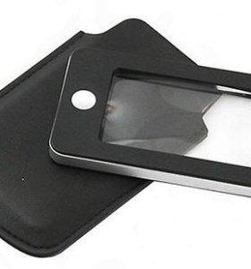 Лупа ручная 5D/16D в стиле iPhone