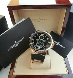 Элитные часы Ulysse Nardin