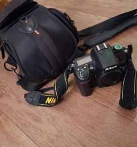 Цифровой Фотоаппарат Nikon D7000 body