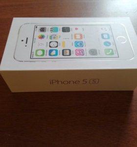 iPhone 5s 16 gb золото