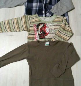 Кофты рубашки