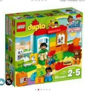 Lego duplo Детский сад новый