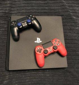 Sony Playstation 4 Pro, PS4 Pro, 1 Tb.