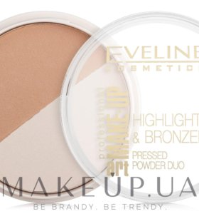 Eveline бронзирующе- рассветляющая пудра