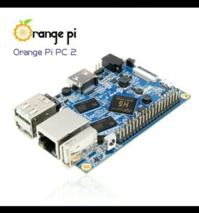 Orange Pi PC2 мини компьютер