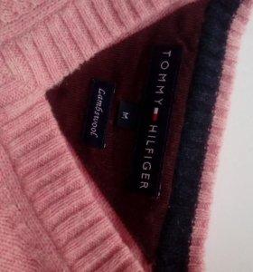 Теплый свитер TH