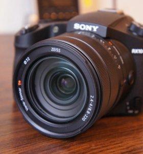 Новый Sony Cyber-shot DSC-RX10M3