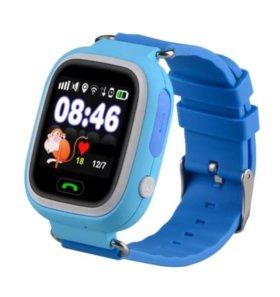 Детские часы с GPS трекером и тайной прослушкой!