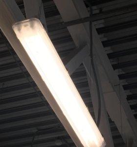Светильник ARCTIC 2x36 люминесцентный
