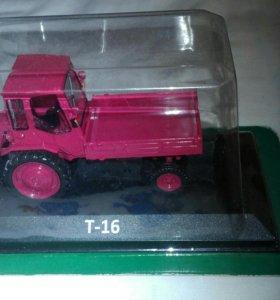 Коллекционный трактор