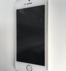 iPhone 5 s, Silver