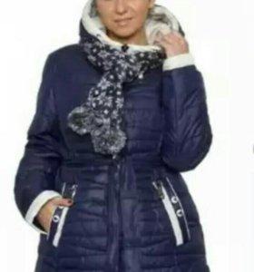 Зимняя куртка,58-60 р.