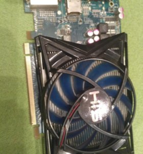 Видеокарта AMD Radeon HD 7700