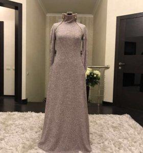 Платья тёплые