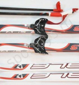 Лыжи Комплект 75 мм СТЕП все размеры