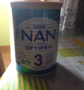 Молочная смесь НОВАЯ Nan optipro