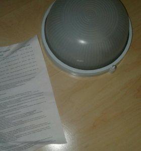 Светильник влагозащитный  фонарь