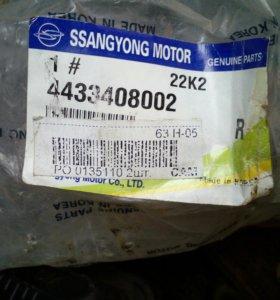 Ssangyong rexton пружина передняя