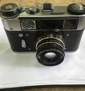 Фотоаппарат ФЭД - 5