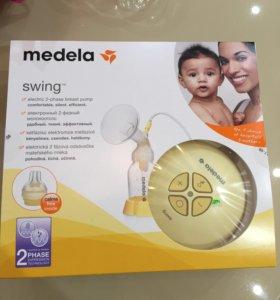 Электронный двухфазный молокоотсос MEDELA