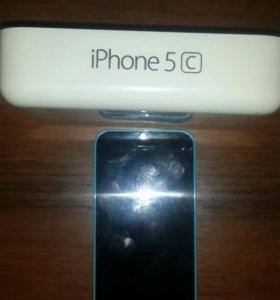 iPhone 5c 16Gbна запчасти