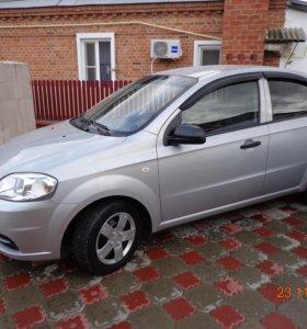 Chevrolet Aveo, 2009 год 1,4 Брюховецкая