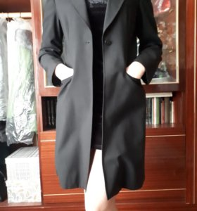 Удлиненный пиджак новый