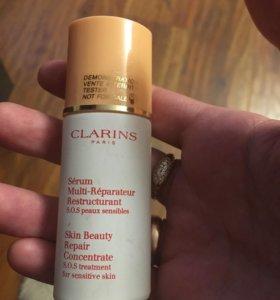 Сыворотка Clarins для чувствительной кожи