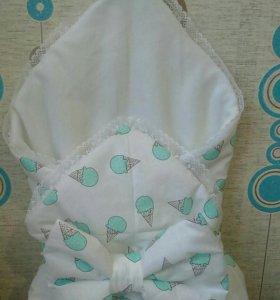 Новый конверт-одеяло