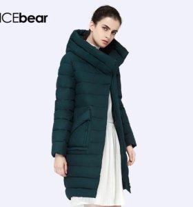 Пуховик icebear