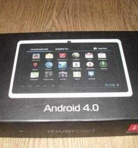 Планшетный компьютер RoverPad