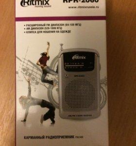 Карманный радиоприемник ritmix