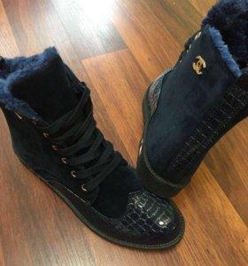 Зимние ботинки,распродажа!