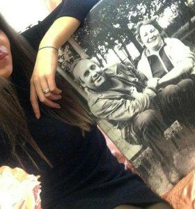 Ваше фото или любая картина на Холсте!!📜