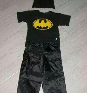 Бэтмен новогодний костюм