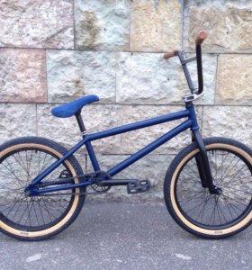Brakeless bmx custom бмх не комплит велосипед