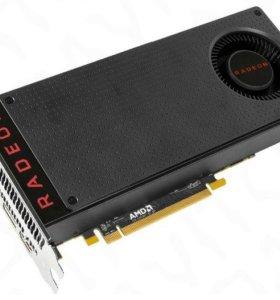 RX480 8gb, 256 бит